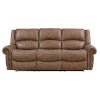 This item: Selby Brown 87-Inch Reclining Sofa