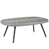 This item: Taryn Gray Outdoor Patio Coffee Table