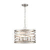 This item: Castor Antique Nickel 16-Inch Four-Light Pendant