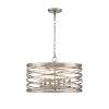 This item: Castor Antique Nickel 20-Inch Six-Light Pendant