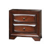 This item: Evelyn Oak Three-Drawer Nightstand