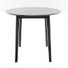 This item: Nicollet Black Round Dining Table