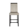 This item: Selby Capuccino Side Chair
