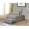 This item: Selby Beige 33-Inch Convertible Chair