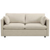This item: Selby Beige Upholstered Fabric Sofa