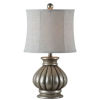 This item: Anita Silver One-Light Table Lamp