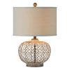This item: Hazel Gray Wash One-Light Table Lamp