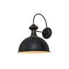 This item: Hana Antique Black One-Light Wall Sconce