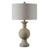 This item: Hazel Gray 32-Inch One-Light Table Lamp