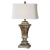 This item: Hazel Coffee and Cream One-Light Table Lamp
