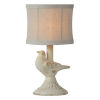 This item: Hazel Cottage White One-Light Table Lamp