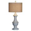This item: Charlotte Blue One-Light Table Lamp