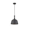 This item: Kate Matte Black One-Light Pendant