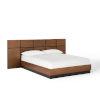 This item: Uptown Walnut Queen Platform Bed