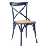 This item: Hayden Midnight Blue 20-Inch Dining Side Chair