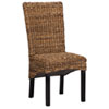 This item: Wesley Rattan Abaca Chair