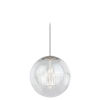 This item: Nicollet Polished Nickel Four-Light Pendanr