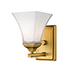 This item: Bryant Bronze One-Light Bath Vanity