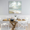This item: Cloudscape IV 24 In. x 24 In. Gallery Wrapped Canvas