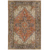 This item: Amanti Copper Rectangular: 3 Ft. 3 In. x 5 Ft. 3 In. Rug