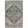 This item: Baku Ocean Rectangular: 7 Ft. 6 In. x 9 Ft. 8 In. Rug