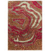 This item: Formations Rosetta Rectangular: 7 Ft. 10 In. x 10 Ft. 7 In. Rug