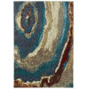 This item: Formations Geode Rectangular: 7 Ft. 10 In. x 10 Ft. 7 In. Rug
