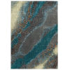 This item: Formations Moonstruck Rectangular: 7 Ft. 10 In. x 10 Ft. 7 In. Rug