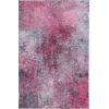 This item: Nebula Rose Quartz Rectangular: 2 Ft. 3 In. x 7 Ft. 6 In. Rug