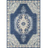 This item: Anatolia Medallion Navy Rectangular: 9 Ft. 9 In. x 12 Ft. 6 In. Rug