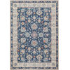 This item: Anatolia Oriental Navy Rectangular: 5 Ft. 3 In. x 7 Ft. 6 In. Rug