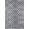 This item: Andes Trellis Geometric Charcoal Rectangular: 7 Ft. 9 In. x 9 Ft. 9 In. Rug