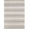 This item: Andes Geometric Ivory Rectangular: 8 Ft. 9 In. x 11 Ft. 9 In. Rug
