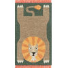 This item: Atticus Lion Rectangular: 4 Ft. x 6 Ft. Rug