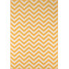 This item: Baja Chevron Yellow Rectangular: 7 Ft. 10 In. x 10 Ft. 10 In. Rug