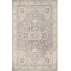 This item: Banaras Gray Rectangular: 7 Ft. 6 In. x 9 Ft. 6 In. Rug