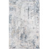 This item: Bergen Blue Abstract Rectangular: 2 Ft. x 3 Ft. Rug