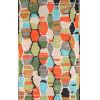 This item: Bungalow Tiles Multicolor Rectangular: 9 Ft. x 12 Ft. Rug