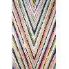 This item: Bungalow Notch Multicolor Rectangular: 9 Ft. x 12 Ft. Rug