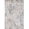 This item: Dalston Gray Abstract Rectangular: 5 Ft. 3 In. x 7 Ft. 6 In. Rug