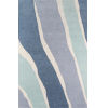 This item: Delmar Sorbet Blue Rectangular: 8 Ft. x 10 Ft. Rug