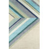This item: Delmar Ultralight Blue Rectangular: 3 Ft. 6 In. x 5 Ft. 6 In. Rug