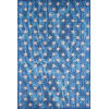 This item: District Blue Rectangular: 7 Ft. 6 In. x 9 Ft. 6 In. Rug