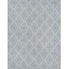 This item: Easton Pleasant Gray Rectangular: 5 Ft. x 7 Ft. 6 In. Rug