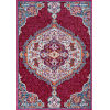 This item: Haley Red Rectangular: 3 Ft. 11 In. x 5 Ft. 7 In. Rug