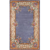 This item: Harmony Floral Blue Rectangular: 5 Ft. x 8 Ft. Rug