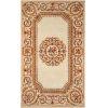 This item: Harmony Ivory Rectangular: 5 Ft. x 8 Ft. Rug