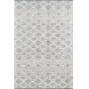 This item: Hermosa Gray Rectangular: 7 Ft. 9 In. x 9 Ft. 9 In. Rug