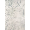 This item: Illusions Gray Rectangular: 7 Ft. 6 In. x 9 Ft. 6 In. Rug