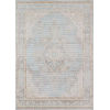 This item: Isabella Medallion Blue Rectangular: 7 Ft. 10 In. x 10 Ft. 6 In. Rug